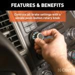Simple Push Button Rotary Knob