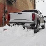 Snowsport 180 Plowing on Rear