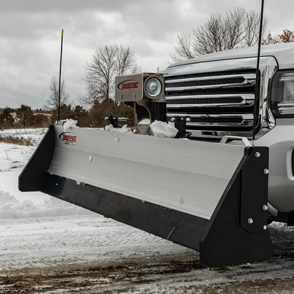 SnowSport Home Snow Plow with Electric Winch