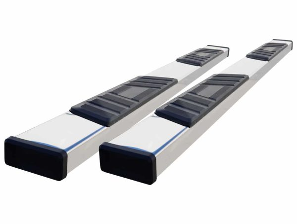 Steelcraft STX500 6″ Stainless Steel Running Boards