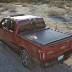 Solid Security with Switchblade Metal Tonneau