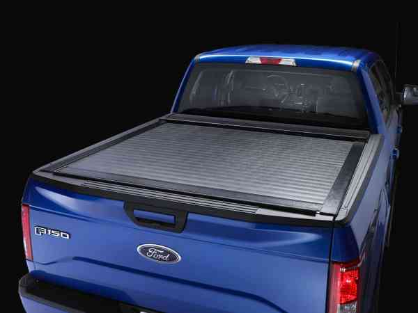 Pace Edwards Switchblade Tonneau Cover on Ford