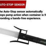 Auto-Stop Sensor