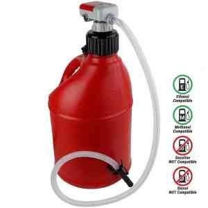 Tera Battery Powered Ethanol/Methanol Jug Transfer Pump - TRFA01-XL-CH