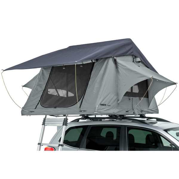 Thule Tepui Explorer With Telescoping Ladder