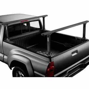 Thule Xsporter Pro Truck Rack - Black Aluminum