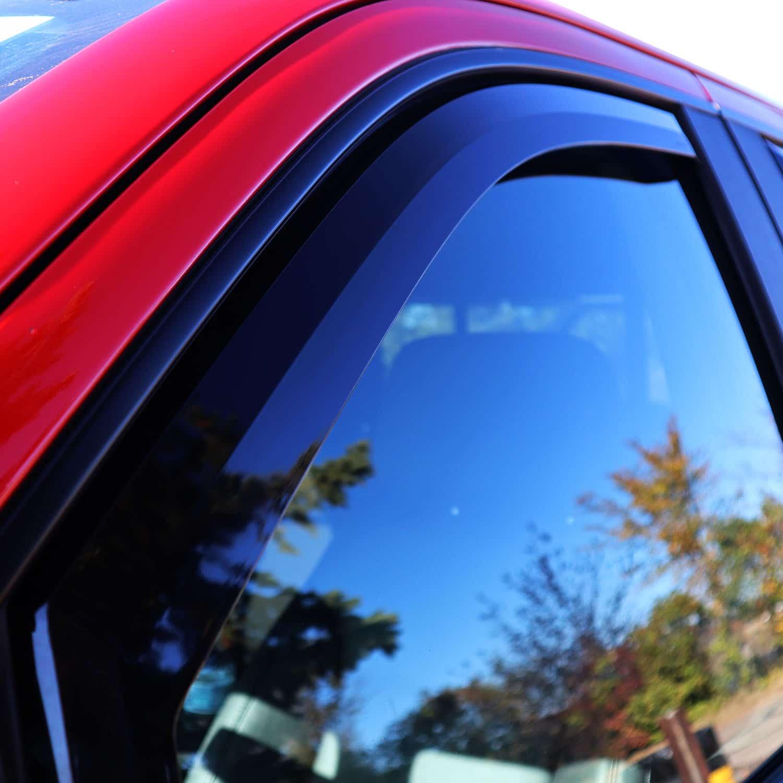 Putco Tinted Window Deflectors