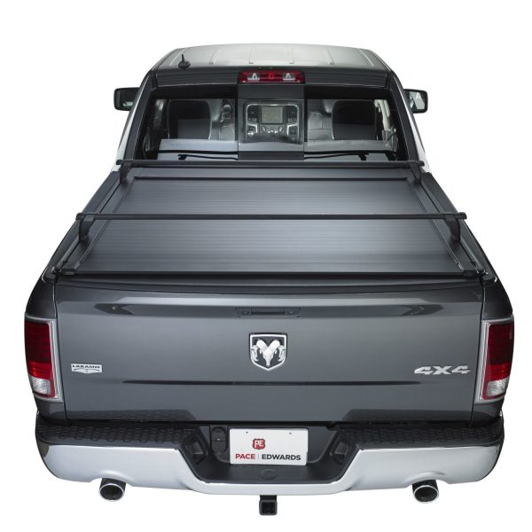 Pace Edwards Ultragroove Electric Tonneau Cover (Rack Not Included)