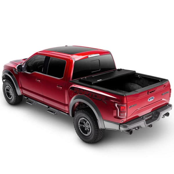 UnderCover ArmorFlex Tonneau Cover on Ford Raptor