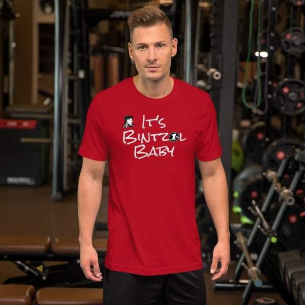 It's Bintzol Baby Red T-Shirt Front