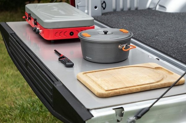 Great for cooking while camping