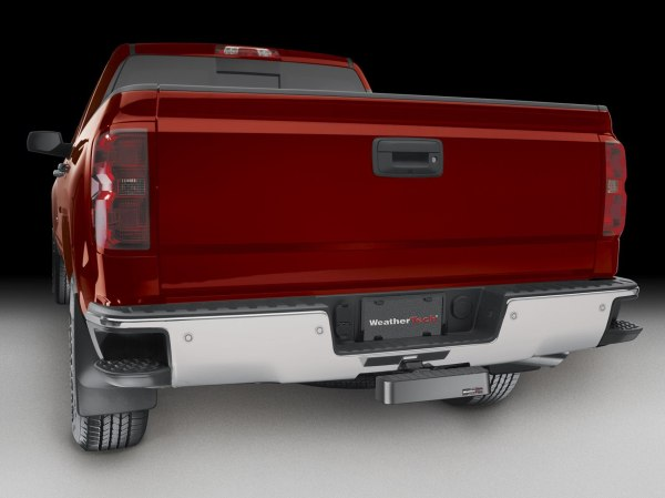 Great for stepping into truck bed