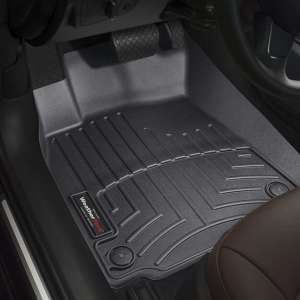 WeatherTech Floor Liners - Black