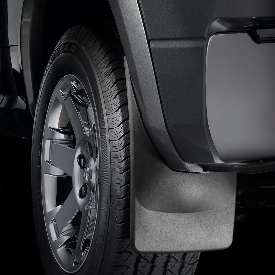 WeatherTech Custom Molded Mud Flaps - Rear