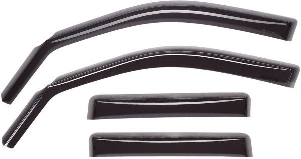 4 Piece Kits - Weathertech Window Deflectors