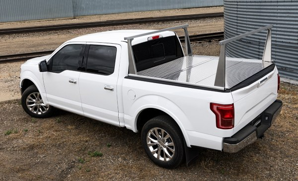 Works with Truck Bed Covers