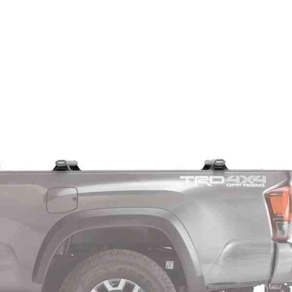 Yakima BedRock HD Truck Rack System Side View