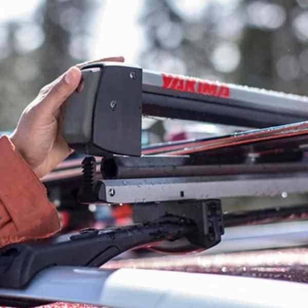 Yakima FreshTrack Ski & Snowboard Carrier