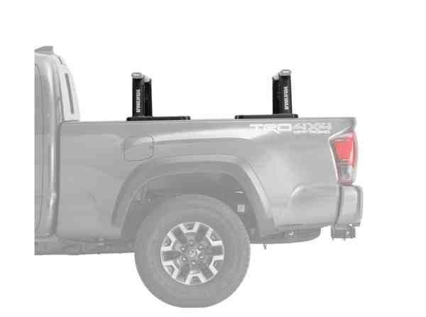 Yakima OutPost HD Truck Rack System Side View